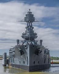 BB35 USS Texas (BFS Man) Tags: statepark sky cloud water texas pentax battleship usstexas bb35 sanjacintomonument