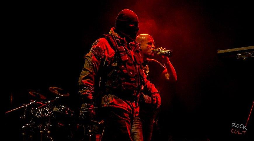 Спецназовцы прерывают концерт Infected Mushroom в Москве