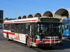 Toronto Transit Commission 7340 (YT | transport photography) Tags: new toronto bus flyer ttc transit commission d40lf
