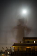 Fantasmi 3 (Pavel 'PAshaRome' Vavilin) Tags: longexposure bokeh manualfocus helios frommybalcony helios44 primelens fastlens kmount russianlens sovietlens  helios44k4 helios44k4582 mchelios  mchelios44k458mmf2 44k4