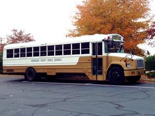 Thomas FS-65 Activity Bus, NC