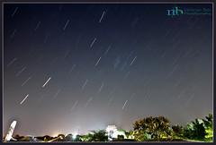 TWINKLE TWINKLE RUNNING STARS.. (Neelanjan Photography) Tags: life longexposure blue sky night skyscape stars star nightscape time running galaxy midnight slowshutter nightview startrail neelanjanphotography