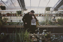 Kelsey & Mikey's Greenhouse Session