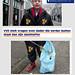 Amsterdams VVD-raadslid Robert Flos wil herkenbare dwangarbeiders in de straten... op naar de EU Gulag!