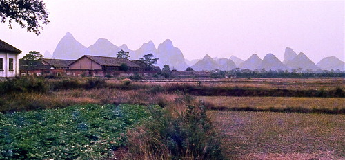 Guilin Guangxi China 2nd November 1983
