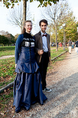 Doctor Who e Lady Tardis (andrea.prave) Tags: game comics movie cosplay who manga games lucca doctor bbc comix fumetti cosplayer tardis 漫画 komisch costumi コスプレ cómico 祭り 节日 фестиваль historietas マンガ פסטיבל comique luccacomicsandgames telefilm コミック 2013 مهرجان 滑稽 tegneserier קומיקס رسوم bandesdessinées מנגה 香椿 φεστιβάλ コスプレイヤー تون комический комиксы pravettoni косплей komisk קומי манга 角色扮演者 andreapravettoni فكاهي красноедерево κόμικσ קוספליי هزلية المانجا تأثيري косплеер andreaprave