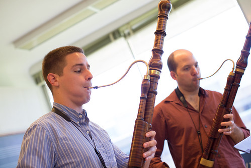 Bassoon Masterclass