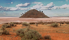 Lake Ballard (cowyeow) Tags: travel sculpture art landscape design folkart desert australia saltlake pan westernaustralia saltpan lakeballard goldfieldsesperance
