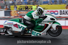 Kalle Lyren (pictureinterceptor) Tags: bike race deutschland schweiz switzerland europa sweden europameisterschaft schweden fim wheelstand hockenheim rennen fia dragracing dragster dragrace motorrad hockenheimring beschleunigungsrennen 11august wheeli dmsb prostockbike psb87 kallelyren rolandschenkerwwwpictureinterceptorch 0911082013 nitrolympix2013 xxvlll