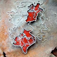 ECU brooch1 (MadArtjewelry) Tags: brooch artjewelry enameljewelry sarahlochtest