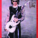 Autogram from Mr. Steve Vai, I've got in Moscow on July 2007