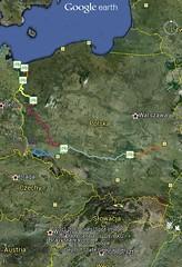 (szczym) Tags: trip winter bike poland polska trasa zima warszawa rower bzzz pszczoły wyprawa miód robaki flickrandroidapp:filter=none wyprawanamiodzie jedziemynamiodzie wyprawawobroniepszczół rolnikuszanujpszczoły