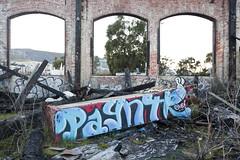 payntr (eb78) Tags: sf sanfrancisco california ca graffiti bayarea bayshore roundhouse payntr