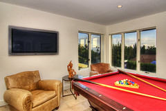 09 Game Room - 1st Level (Nick  Carlson) Tags: california homes architecture losangeles pacificpalisades realestatephotography nickcarlson truelifeimages