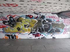 Revs graffiti (duncan) Tags: graffiti southbank