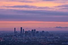 Brisbane (Purple10YT) Tags: sunrise dawn morninglight purple brisbane brisbanecity morningcolour brisbaneattractions yeuthitran yeuthitran purplephotographycreations