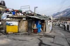 Baeksa Street (TigerPal) Tags: poverty nikon village korea filter seoul slum d700 baeksavillage