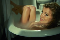 Allison 'In The Tub' 2 (TJ Scott) Tags: pictures portrait photography book photographer cinematic publishing inthetub allisonbrennan tjscott