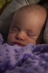 Welcome to the World! (dlanglois2) Tags: portrait people baby kids canon children infant child sleep approved nik