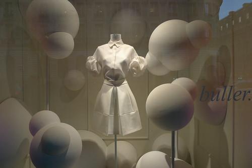 Vitrines des Galeries Lafayette - Paris, mars 2014