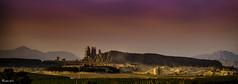 Fábrica (juancarts) Tags: sunset españa naturaleza nature atardecer spain nikon alicante nubes nikkor naranja niebla lightroom fábrica cementera blinkagain nikond5100 nikkordxafs40mmf28gmicro