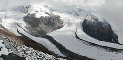 Gorner Glacier CH (silent7seven) Tags: lake snow alps ice switzerland glacier gornergrat