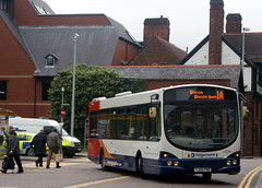 Stagecoach Chester and Wirral 21256 YJ09FWD Volvo B7RLE Wright Eclipse Urban ex First Manchester & Leeds 69309 (chrisbell50000) Tags: urban bus ex manchester eclipse volvo cheshire leeds first chester deck single former wright 1a stagecoach wirral decker 21256 b7rle yj09fwd 69309 chrisbellphotocom