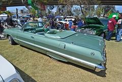 Chicano Park Day (KID DEUCE) Tags: california park classic car san antique diego custom bomb lowrider streetrod chicano kustom 2014