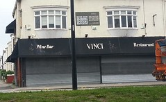 "Bar Vinci, Allerton Road, Liverpool • <a style=""font-size:0.8em;"" href=""http://www.flickr.com/photos/9840291@N03/13995449902/"" target=""_blank"">View on Flickr</a>"