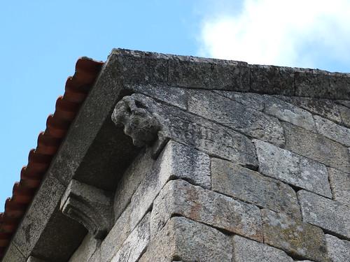Iglesia del Salvador - Canecillos 3