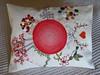 WP #032 (rosaechocolat) Tags: linen embroidery crochet pillow almofada motifs embroided appliqué
