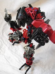 Teridax (bionitech101) Tags: lego bionicle mocs bionitech