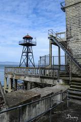 LA PRISON D'ALCATRAZ - SAN FRANCISCO-CALIFORNIE (daumy) Tags: sanfrancisco rock ile prison promenade alcatraz bateau mirador tourisme cour californie tatsunis visiter penitencier