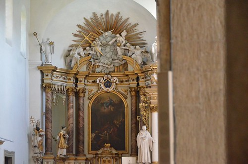 Huysburg (Saxe-Anhalt), abbatiale bénédictine  - 10