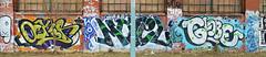 quickage-DSC_0788-DSC_0790 v2 (collations) Tags: toronto ontario graffiti globe motel gh osker ghcrew