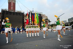 LOI_3849-2 () Tags: school color girl high guard band honor marching taipei  tfg
