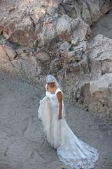 Novia de Alacant (Pepper@ncini) Tags: canon bride spain dress marriage alicante alacant