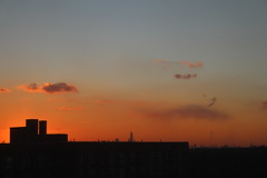 IMG_7863 (ShellyS) Tags: nyc newyorkcity sunset skyline manhattan skylines sunsets queens