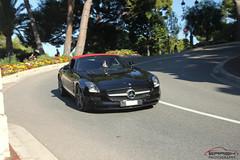 Thumb Up (Errek Photography) Tags: mercedes montecarlo monaco mc supercar sls amg supercars mercedesamg slsamg