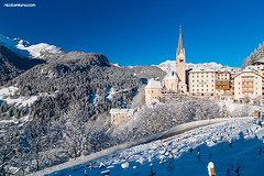Livinallongo del Col di Lana (Nik!) Tags: neve sella dolomites dolomiti interno cimitero coldilana livinallongo fodom