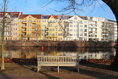 Berlin, Germany (Felix Cesare) Tags: winter snow playing cold berlin ice kids germany bench fun deutschland holocaust memorial december cathedral fireworks candid streetphotography slide christmasmarket palace lookup sparrow jews sliding markt sparrows berliner germania christmasfather snieg newyearsevefireworks gopro gluewine chorlottenburg