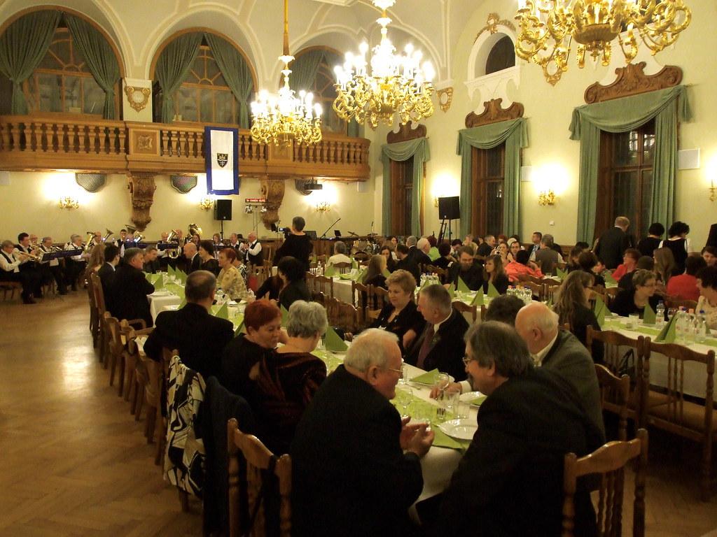 Essen Hochzeitssaal