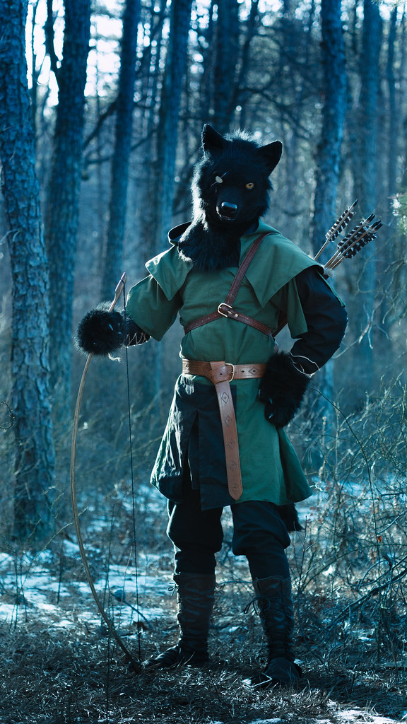 P1090053-Edit-Edit (Kiba Wolf) Tags leather forest costume furry wolf : renaissance archer costume  - Germanpascual.Com