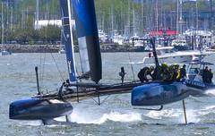 Team Sweden (DmitryXT1) Tags: nyc newyorkcity usa newyork water sport boats team sweden competition catamaran hudsonriver regatta artemis 5th 35th louisvuitton watersport newyorkharbour teamsweden americascupworldseries