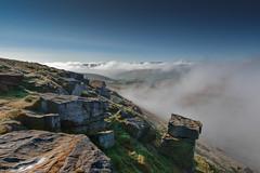 buckstones-mist (dannyhow2011) Tags: mist fog landscape nikon inversion pennines huddersfield moorland marsden colnevalley buckstones marchhaigh nikond810 nikkor1635 dannyhow2011 danhowarthphotography
