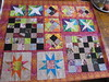 Liberated blocks arrangement by Janie 2015 (crazyvictoriana) Tags: quilt blocks arranging liberated improvised contemporary