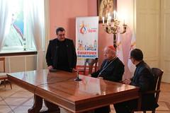 Întâlnirea cu Cardinalul Stanislaw Dziwisz (2)