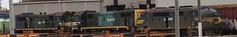 Stored A,X42-X37 (damos photos) Tags: pn aclass 2016 vline stored freightaustralia xclass x37 dynon x42 freightvictoria