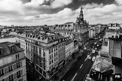 TownHall - Paris 10 (FR-STUDIOS) Tags: lighting street city roof light sky blackandwhite bw man paris reflection building castle art cars rooftop monochrome beautiful car architecture night clouds canon vacances town photo office amazing mayor noiretblanc horizon gothic streetphotography police ciel libert chateau nuages rue toit aude pictureoftheday extrieur nuit rues btiment personnes ville mairie policeman homme voitures batiment maire blackandwhitephotography photooftheday picoftheday montrouge immeubles fraternit galit villedeparis canonphoto 5dmkii canonofficial frstudios