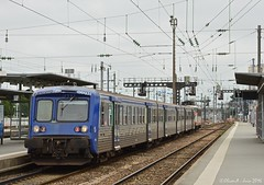 RRR 5 & BB25655 (- Oliver -) Tags: train bretagne rrr rame sncf ter reversible inox regionale bb25500 bb25655